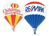 RE/MAX Childrens Miracls Network Balloons