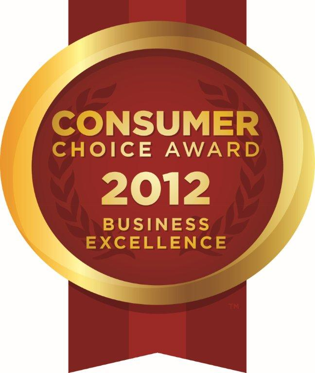 RE/MAX Calgary Consumer's Choice Award 2012