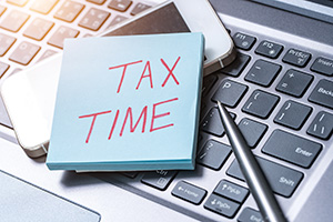CRA Canadian Tax Time
